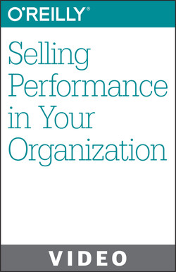Selling Performance in Your Organization