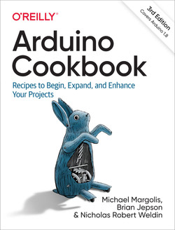 Arduino Cookbook, 3rd Edition