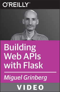 Building Web APIs with Flask