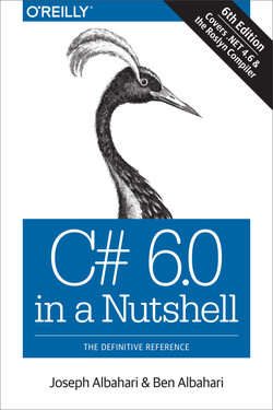 C# 6.0 in a Nutshell, 6th Edition