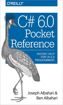 C# 6.0 Pocket Reference