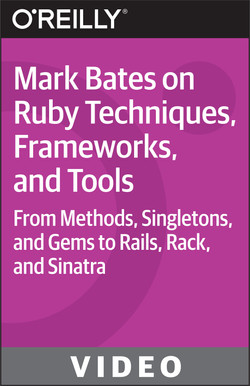 Mark Bates on Ruby Techniques, Frameworks, and Tools