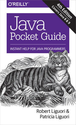 Java Pocket Guide, 4th Edition
