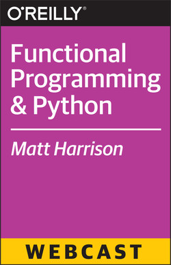 Functional Programming & Python