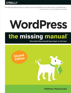WordPress: The Missing Manual, 2nd Edition