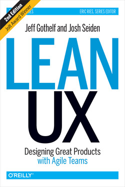 Lean UX, 2nd Edition