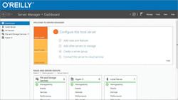 Microsoft Windows Server 2016 - First Look