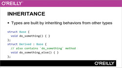 Inheritance and Polymorphism with C++