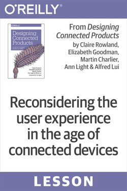 Reconsidering the user experience in the age of connected devices