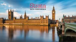 Strata Data Conference 2017 - London, United Kingdom