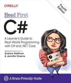 Head First C#, 4th Edition