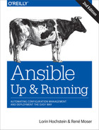 Cover of Ansible: Up and Running, 2nd Edition