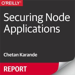 Securing Node Applications