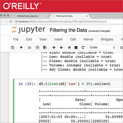 Analyzing Data Using Spark 2.0 DataFrames With Python