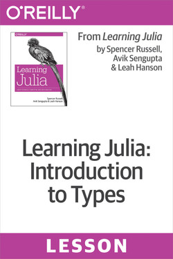 Learning Julia: Introduction to Types