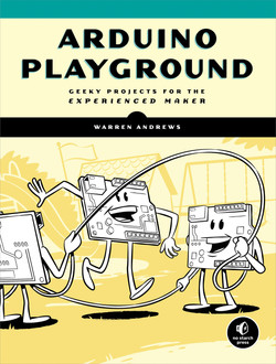Arduino Playground, 1st Edition