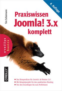 Praxiswissen Joomla! 3.x komplett, 4th Edition