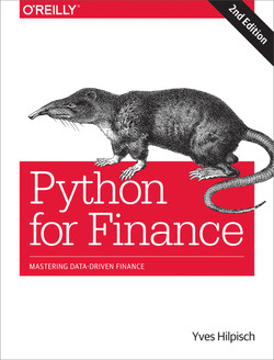 Python for Finance, 2nd Edition