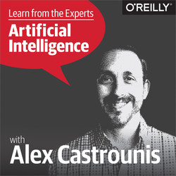 Learn from the Experts about Artificial Intelligence: Alex Castrounis