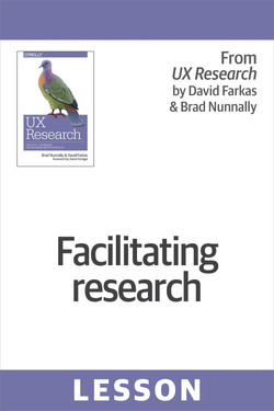 Facilitating research