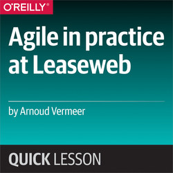 Agile in practice at LeaseWeb
