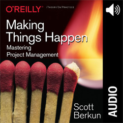 Making Things Happen (Audio Book)