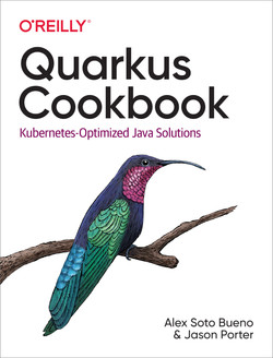 Quarkus Cookbook