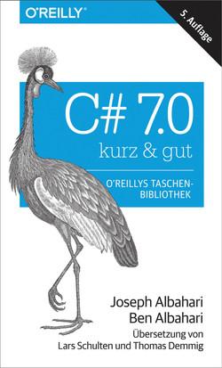 C# 7.0 – kurz & gut, 5th Edition