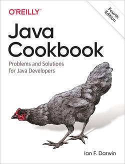 Java Cookbook, 4th Edition