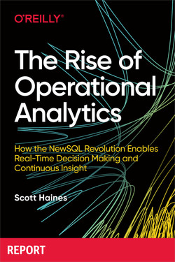 The Rise of Operational Analytics