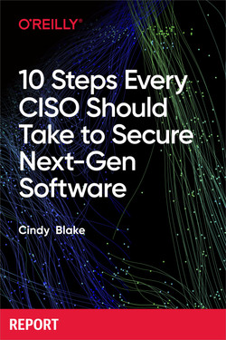 10 Steps Every CISO Should Take to Secure Next-Gen Software