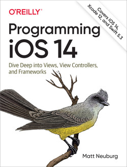 Programming iOS 14
