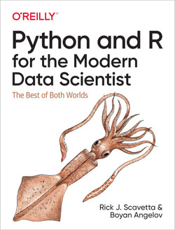 Python and R for the Modern Data Scientist