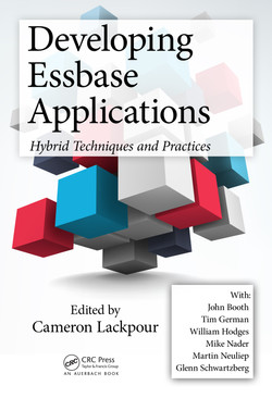 Developing Essbase Applications, 2nd Edition