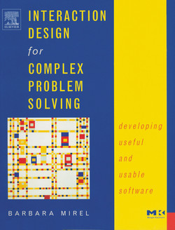 Interaction Design for Complex Problem Solving