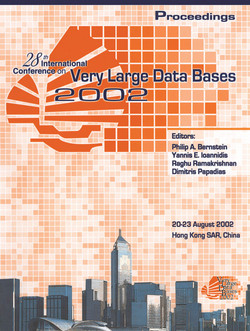 Proceedings 2002 VLDB Conference