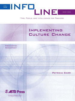 Implementing Culture Change