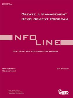 Create a Management Development Program