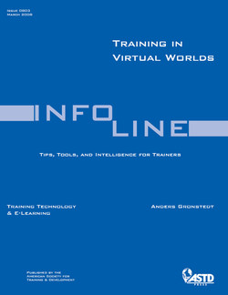 Training in Virtual Worlds