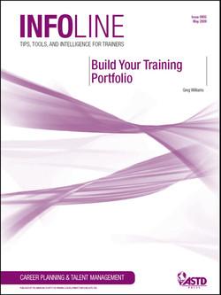 Build Your Training Portfolio