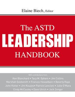 The ASTD Leadership Handbook