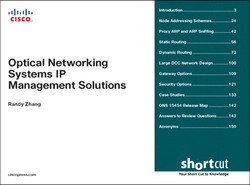 Optical Networking Systems IP Management Solutions