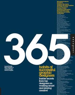 365 Habits of Successful Graphic Designers