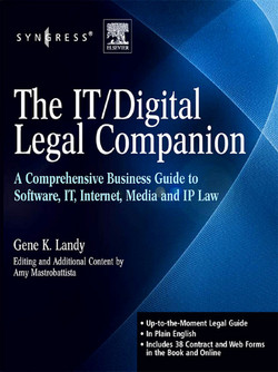 The IT / Digital Legal Companion