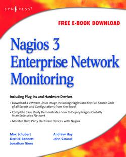 Nagios 3 Enterprise Network Monitoring
