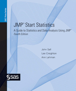 JMP® Start Statistics: A Guide to Statistics and Data Analysis Using JMP®, 4th Edition