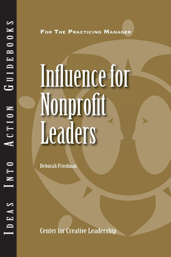 Influence for Nonprofit Leaders