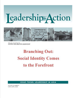 Leadership in Action: Branching out: Social Identity Comes to the Forefront