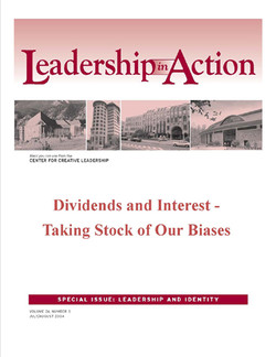Leadership in Action: Dividends and Interest - Taking Stock of our Biases