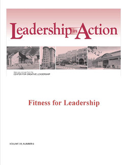 Leadership in Action - Fitness for Leadership